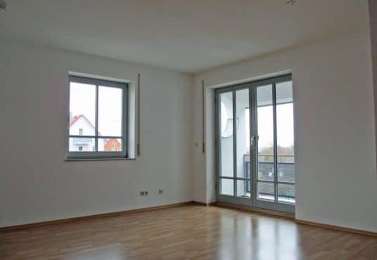 2 Zimmer Wohnung mit Südbalkon in ruhiger Lage