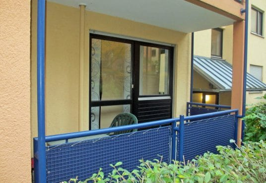 1 Zimmer Wohnung mit Balkon in Augsburg Pfersee